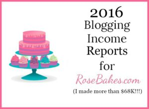 2016 Blogging Income Reports | I made more than $68,000!!!